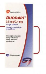 δισκία Duodart